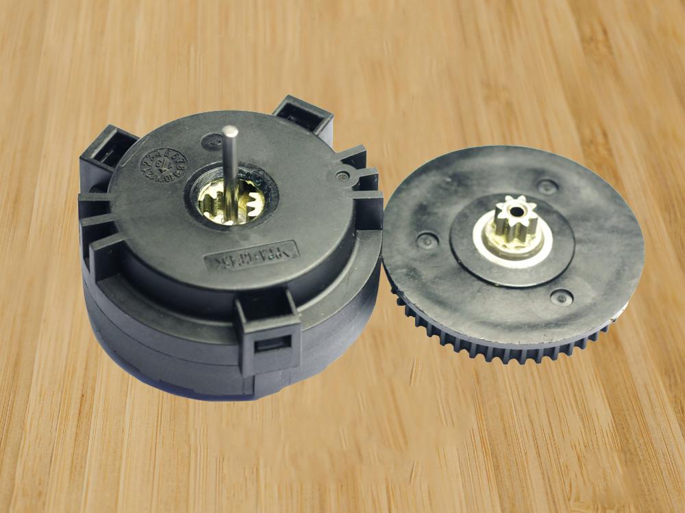 项目名称:eps电子驻车系统齿轮箱