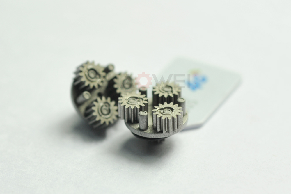 Powder metallurgy planetary gear set