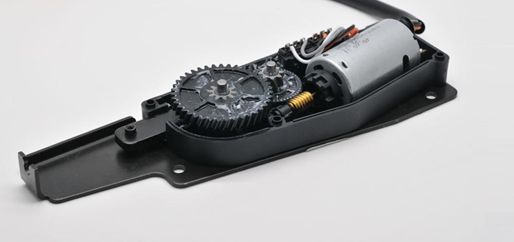 汽车电动尾门电机,汽车尾门电机齿轮箱,轿车尾