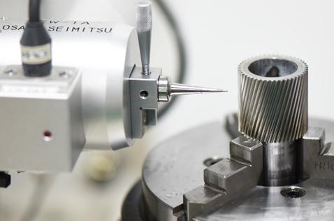 精密减速机的齿轮精度可以做到多少?