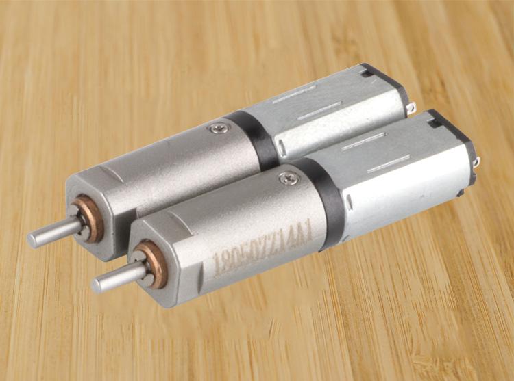 8mm直流减速电机