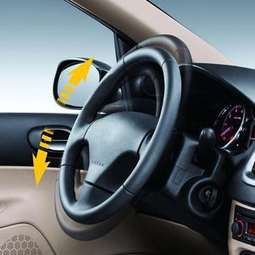 自动方向盘调节机构齿轮箱(EPS电动助力转向系统)