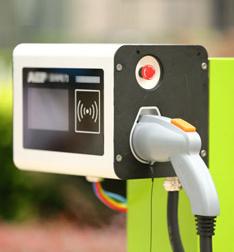 新能源汽车智能充电桩齿轮箱方案