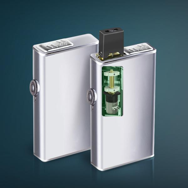 隐藏式电子烟智能升降方案