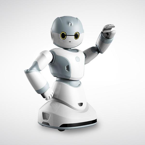 儿童智能陪护机器人电机齿轮箱