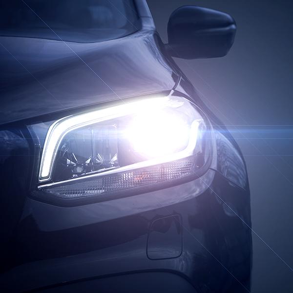 汽车大灯调节器应用