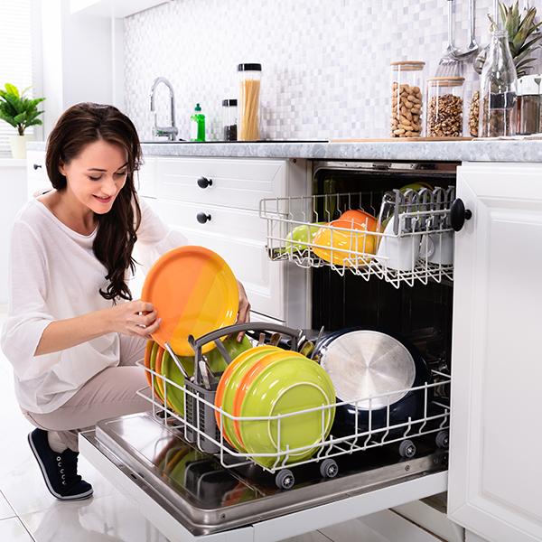 洗碗机自动喷洗泵齿轮箱