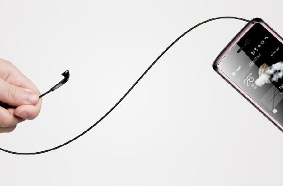 耳机线收线自动装置