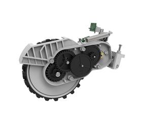 智能扫地机器人齿轮箱