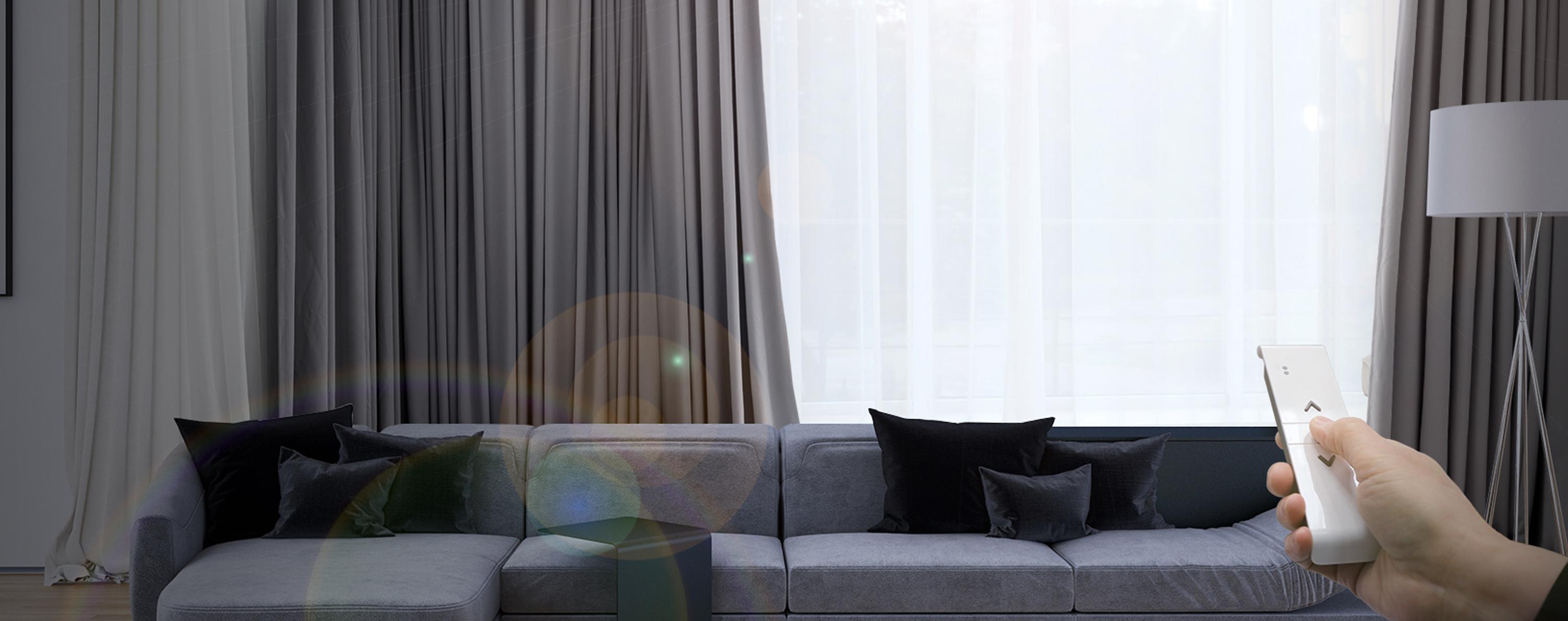 智能窗帘传动系统