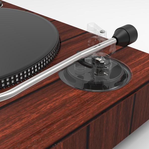 唱片机音臂管升降模组解决方案