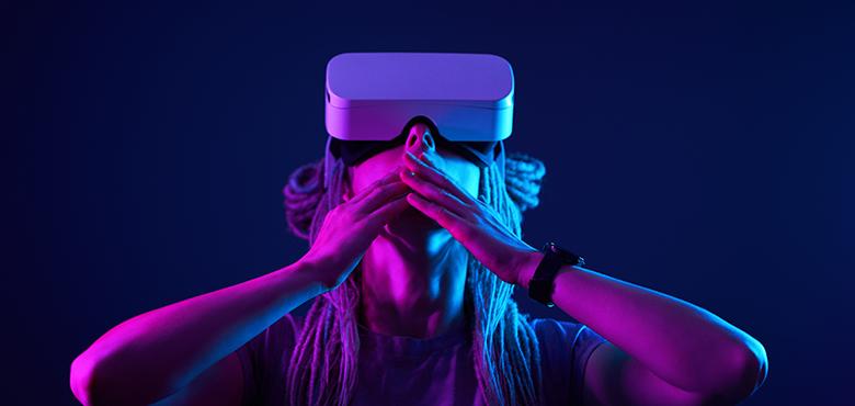 VR眼镜调节应用