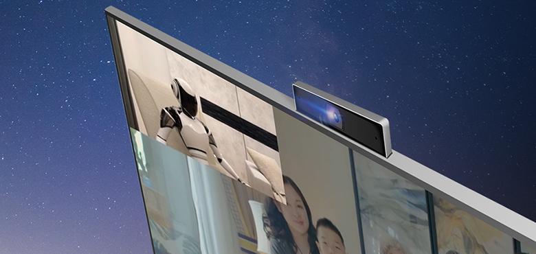 智能电视机摄像头应用