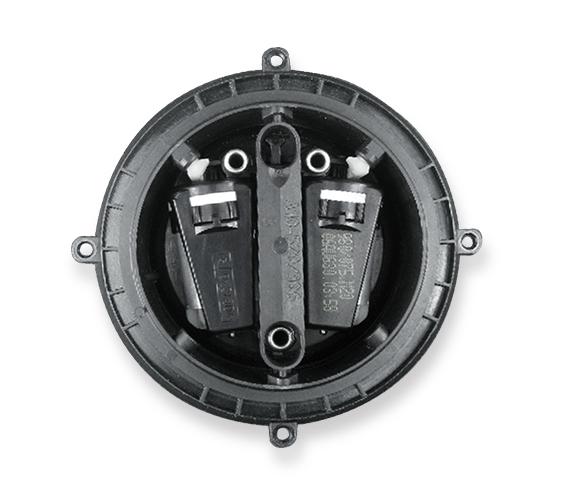 后视镜电动折叠齿轮箱