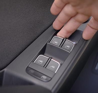 汽车电动门窗应用