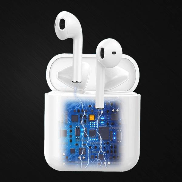 蓝牙耳机升降盒充电升降系统应用