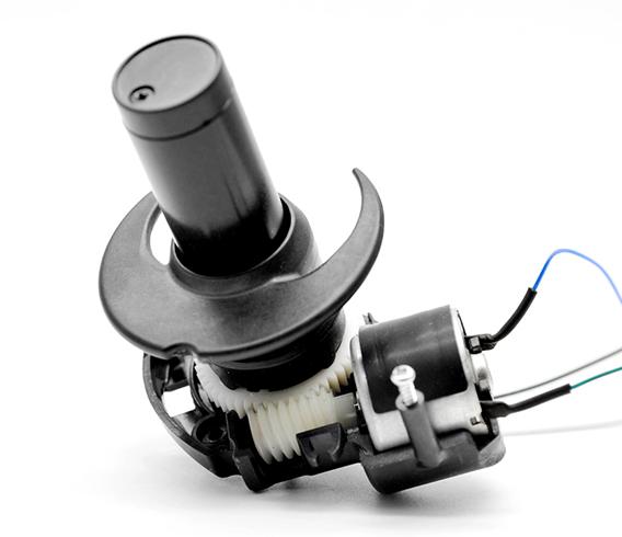 智能自动电子卷发器齿轮箱
