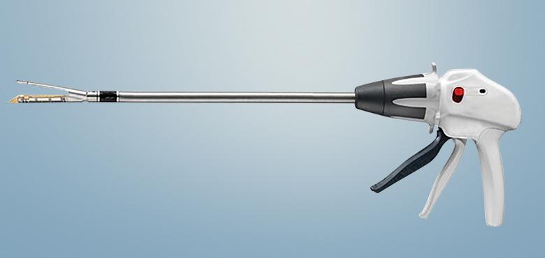 微创直线切割吻合器应用