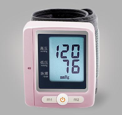 手腕脉搏测压器应用