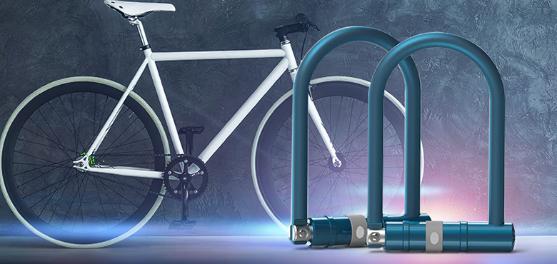 智能自行车锁应用