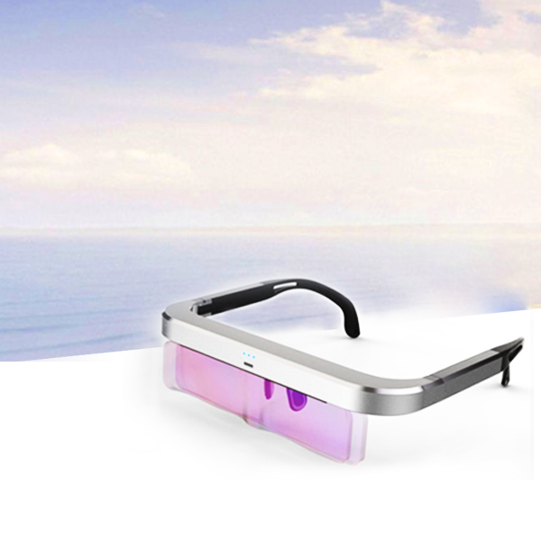 微型对焦眼镜应用
