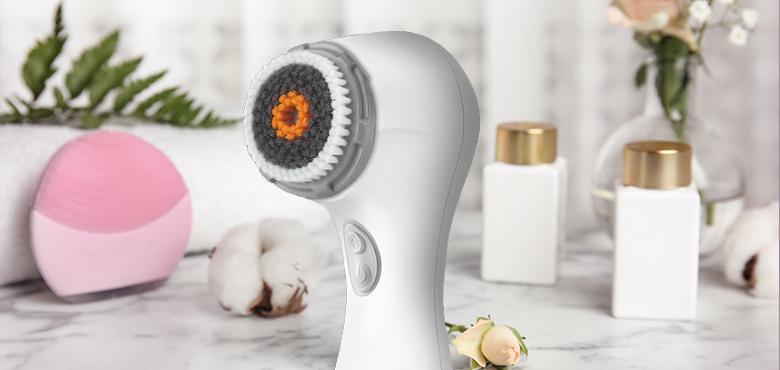 智能洗脸仪应用