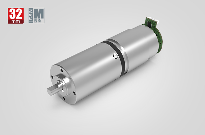 32MM金属减速齿轮箱