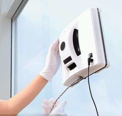 擦窗机器人应用