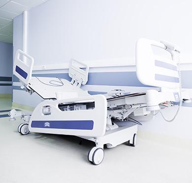 医疗床应用