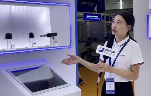 兆威机电亮相2021国际电机博览会
